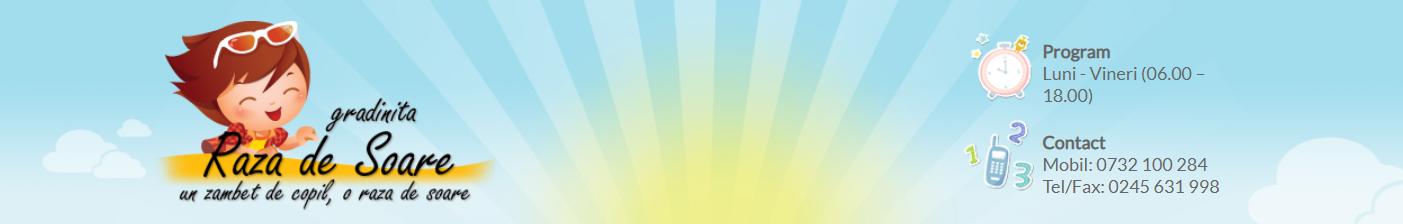 Gradinita Raza de Soare